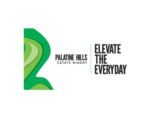 Palatine Hills Estate Winery: Logo