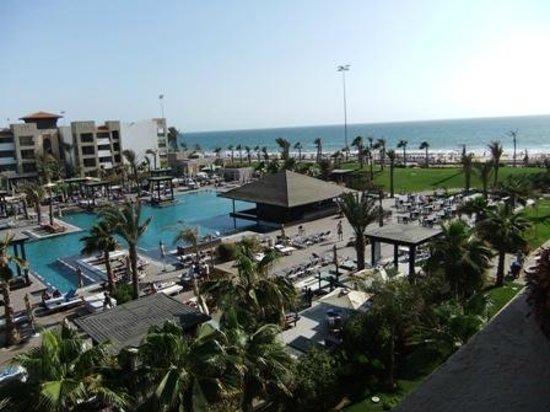Hotel Riu Palace Tikida Agadir: Pool & Beach