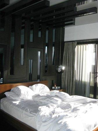 SIXTY Beverly Hills: La habitación.