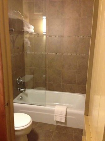 Sunriver Resort: Shower