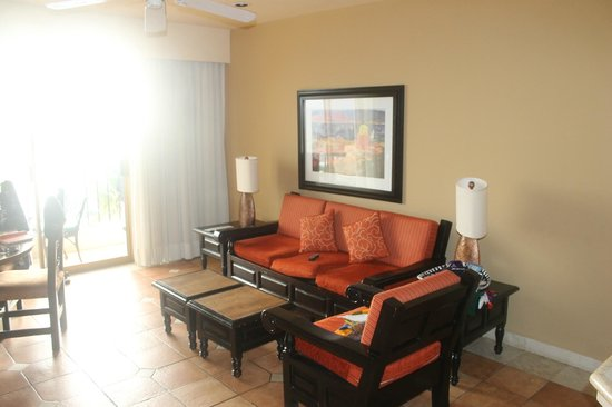 Vallarta Torre: Living Room