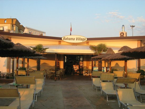 Hotel Costaverde: Bagno dell'Hotel (Bahama Village)