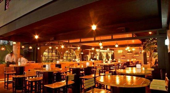 San Pedro Lobby