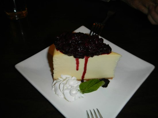 Craggy Range Bar & Grill : Cheesecake