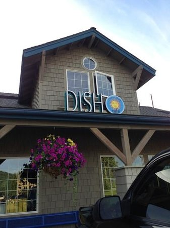 DISH At Dover Bay: Add a caption
