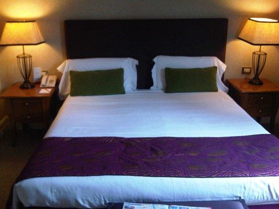 Hotel Dei Mellini: Our room