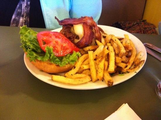Dish Cookhouse: Lamb Burger Special