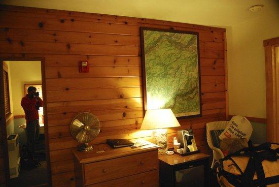 Evergreen Lodge at Yosemite: Otra vista.