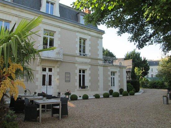 Hotel Le Pavillon des Lys : Hotel des Lys