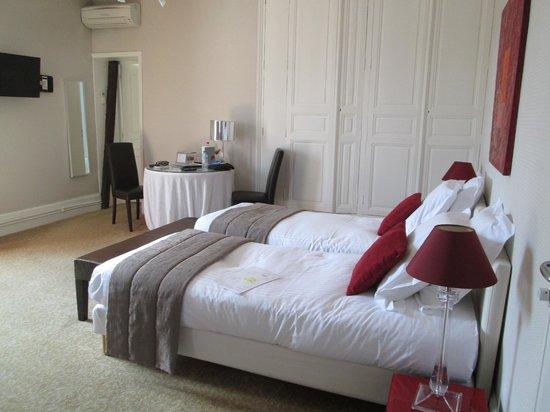 Hotel Le Pavillon des Lys : Room 20