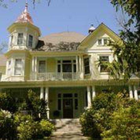 Mistletoe Bough Bed and Breakfast: Beautiful house