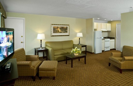 Rockport Inn and Suites: Kitchenette King Room