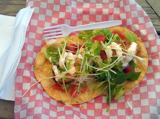 Birdies Perch: Birdies Fish Tacos