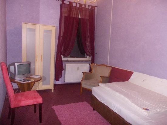 kosmos hotel - stanza nr 42 - panoramica