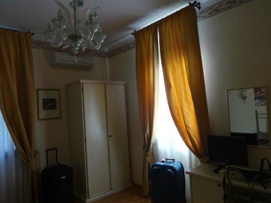 Villa Casanova: habitacion 2, planta baja