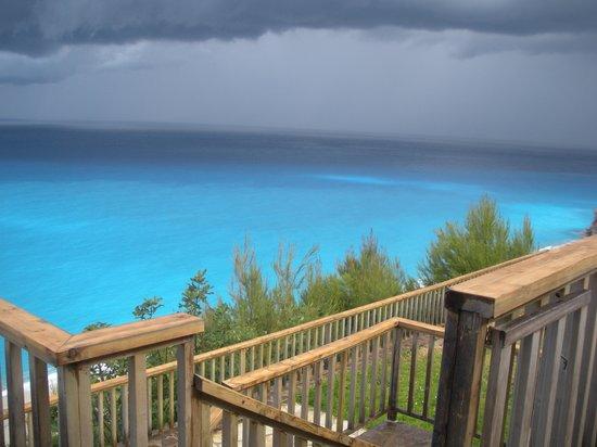 Beyond Villas: Balcony view