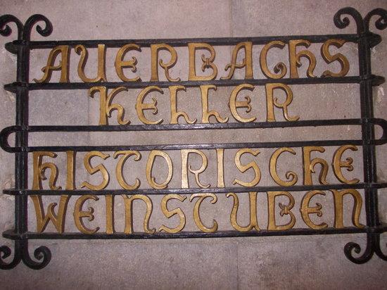 auerbach's keller - targa