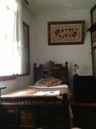Homeros Pension & Guesthouse: Our room