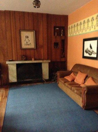 Posada Del Maple: Main living room