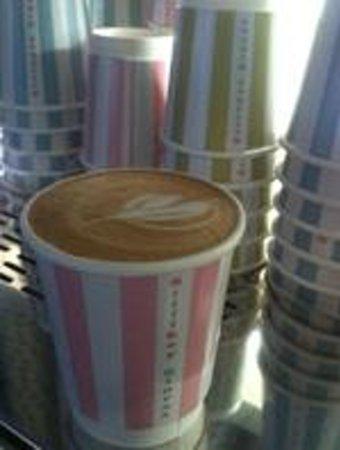 Stiffkey Stores: Stripy cups