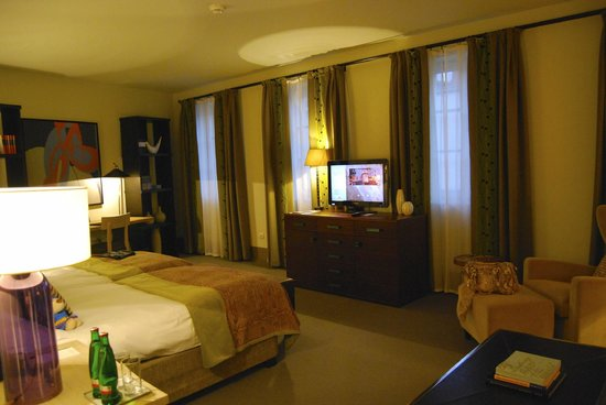 Augustine, a Luxury Collection Hotel, Prague: Studio room