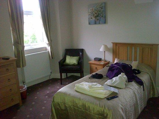 Hillside Bed & Breakfast: View of room 1 bedroom