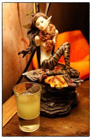 Le Fate Restaurant: Limoncello