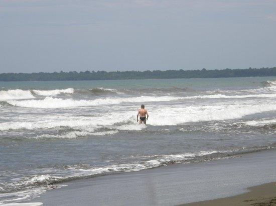 Hotel Caribbean Coconut: Strand