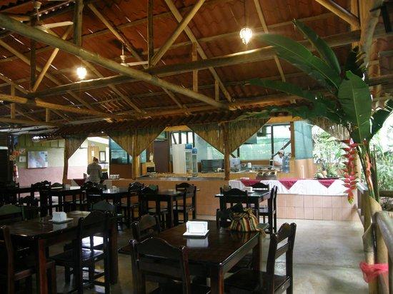 Hotel Caribbean Coconut: Restaurant