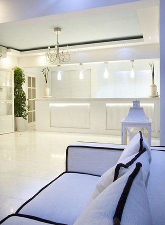Dionysos Boutique Hotel: Lobby