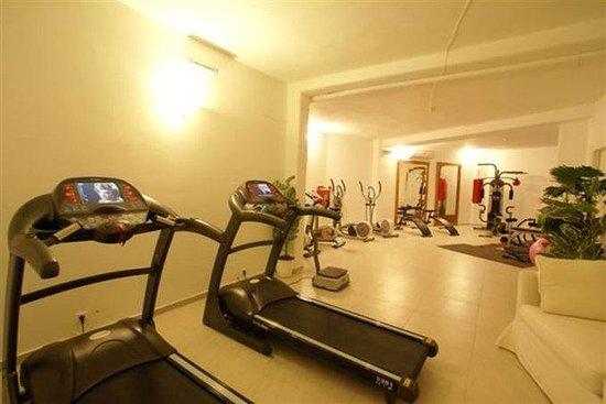 Dionysos Boutique Hotel: Gym