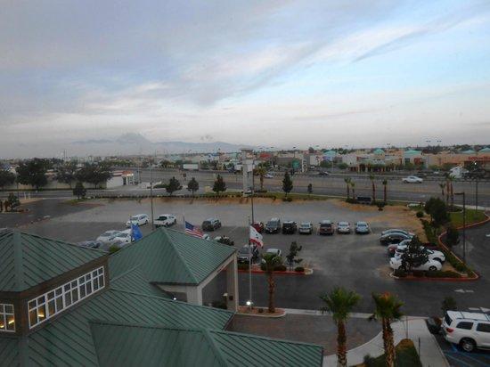 Hilton Garden Inn Victorville: View from Room