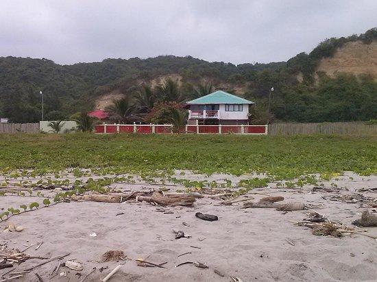 Hosteria Canoa : Salida a la playa
