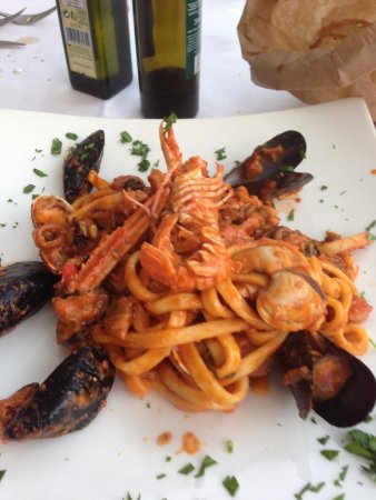 Il Castigo: Dinner