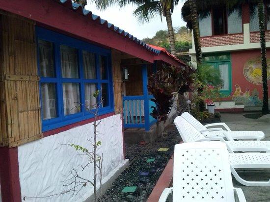 Hosteria Canoa : Una de las cabañas
