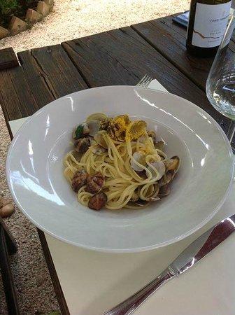 Il Giardino degli Aranci : Spaghetto Vongole