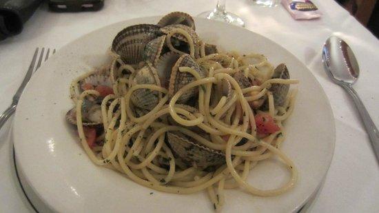 Casalingo: Excellent pasta