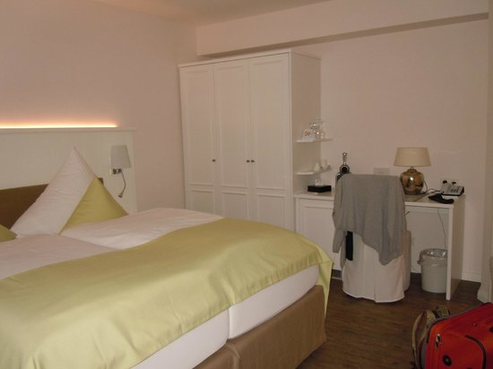 Hotel Uthland: mein Zimmer