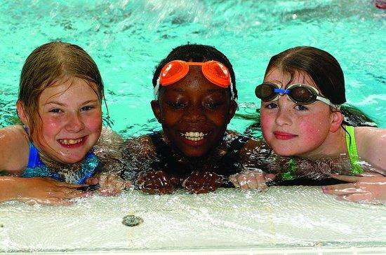 Maidstone Leisure Centre: Kids Swimming