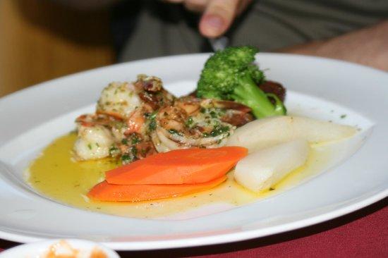 Julietta's : Garlic Shrimp