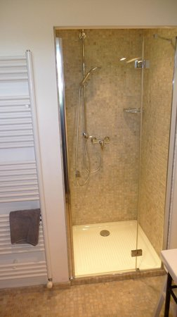Villa Mas St Jean : our shower