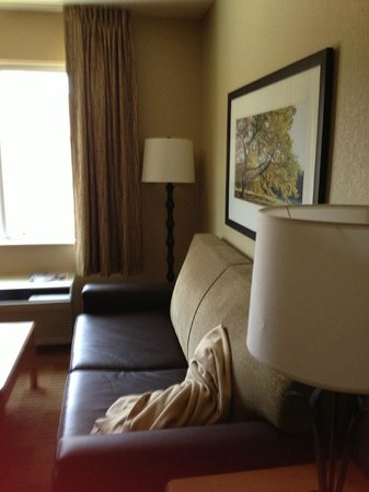 Extended Stay America - Washington, D.C. - Fairfax: sofa