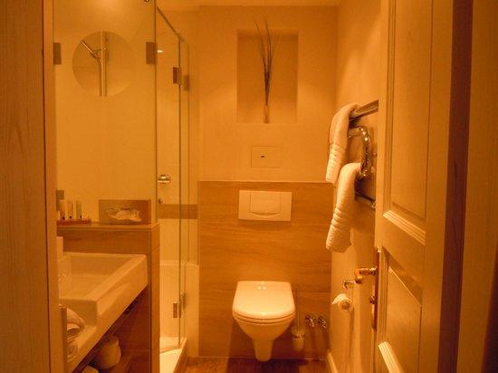 Hotel Uthland : das schicke Bad