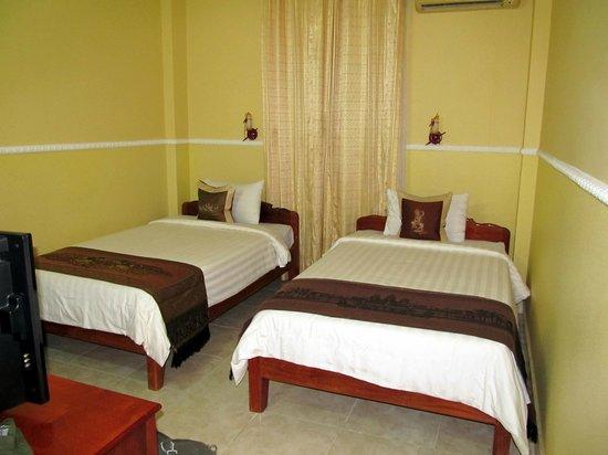 Paris Angkor Boutique Hotel: Zimmer / Rooms