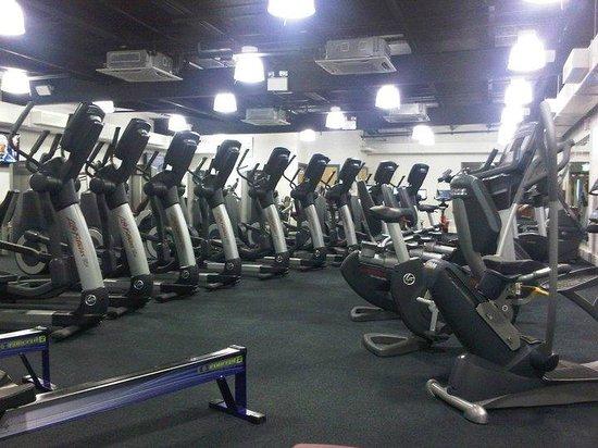 Maidstone Leisure Centre: MLC Gym