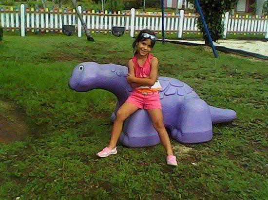 Hotel Playa Coco: Parque infantil