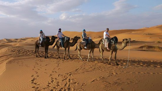 Morocco Countryside Tours : Desert Tour From Marrakech