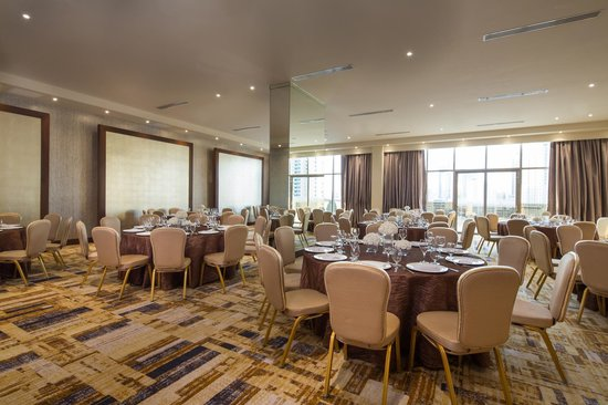 Waldorf Astoria Panama: Diamond is the main meeting room in the hotel, boasting a beautiful view of the city.