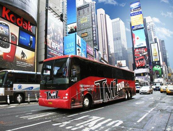 TMZ Tour NYC