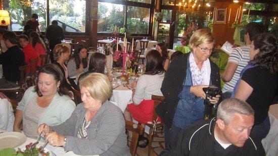 Hotel Miralago: Dining Area